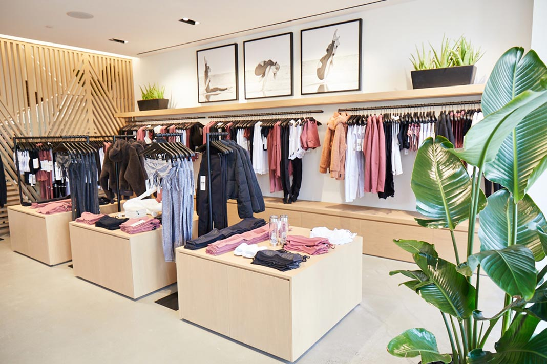 A Look Inside Alo Yoga's Brand New Store In Pacific Palisades, LA
