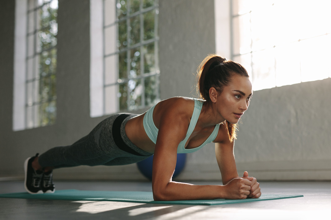 5 Killer Exercise Moves That'll Help Burn Stubborn Belly Fat