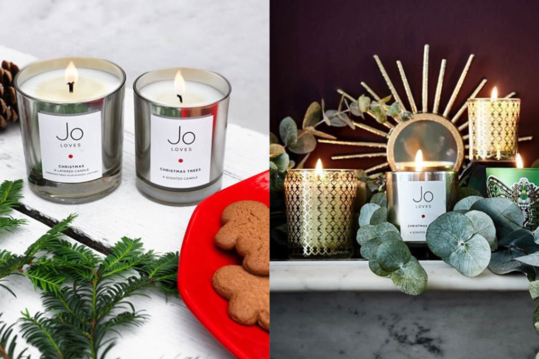 9 Of The Best Christmas Candles To Fill Your Home With Festive Cheer