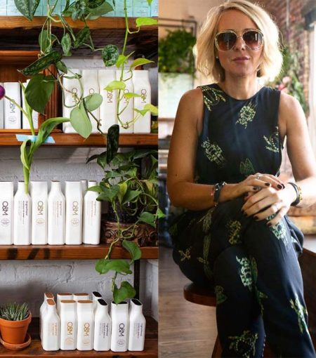 Founder Of Natural Haircare Label O&M Talks Living A Toxic-Free Life