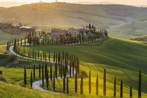 tuscany region italy
