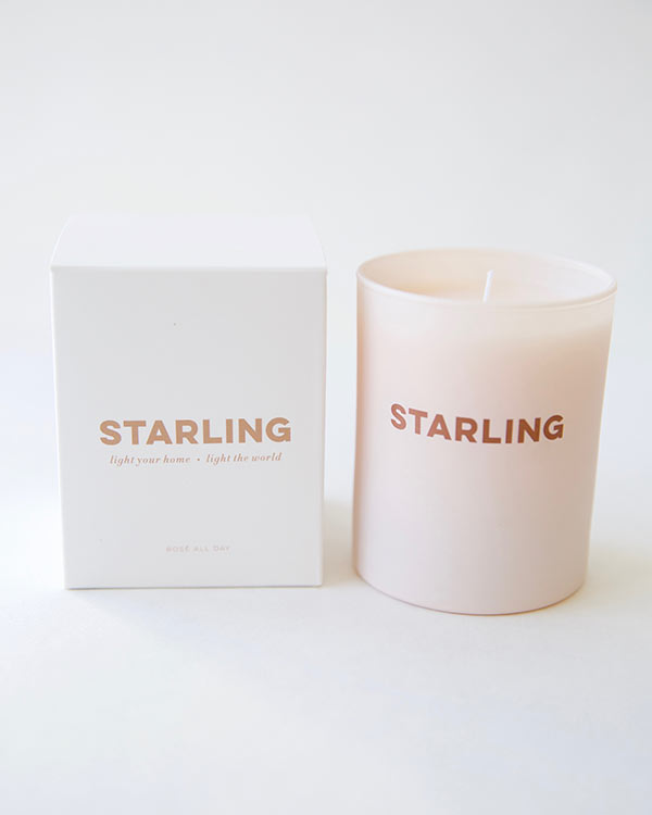starling candle christmas gift guide