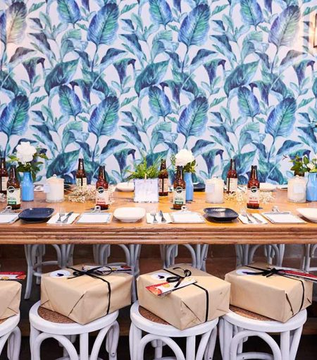 A Look Inside Sporteluxe's Exclusive 'Table for 12' Dinner Series For 2018