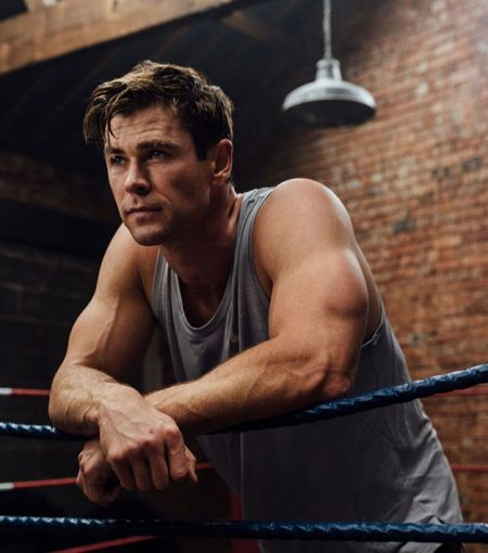 Chris Hemsworth Launches Centr—A Brand New Health & Fitness App