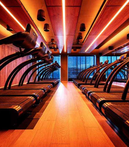Equinox Launches Treadmill-Only Studio In NYC, Devoted Entirely To Precision Run