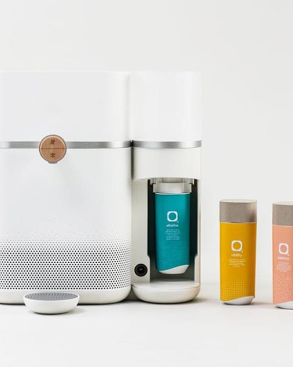 digital health gadgets matte water