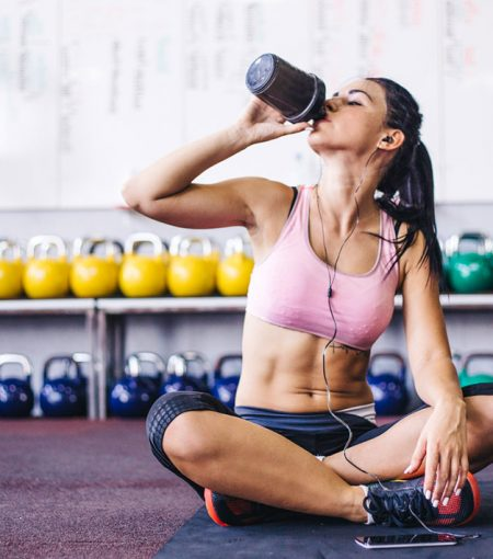 6 Natural Pre-Workouts That Won't Make You Feel Sick
