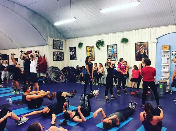 london fitness classes