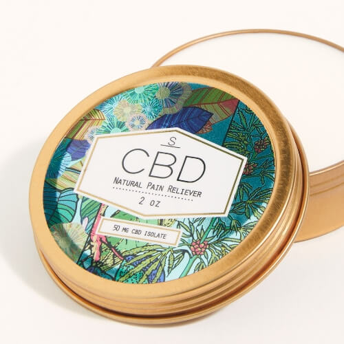 CBD range beauty and wellness