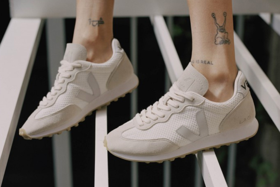 These Stylish Sustainable Sneakers Are Made From Corn