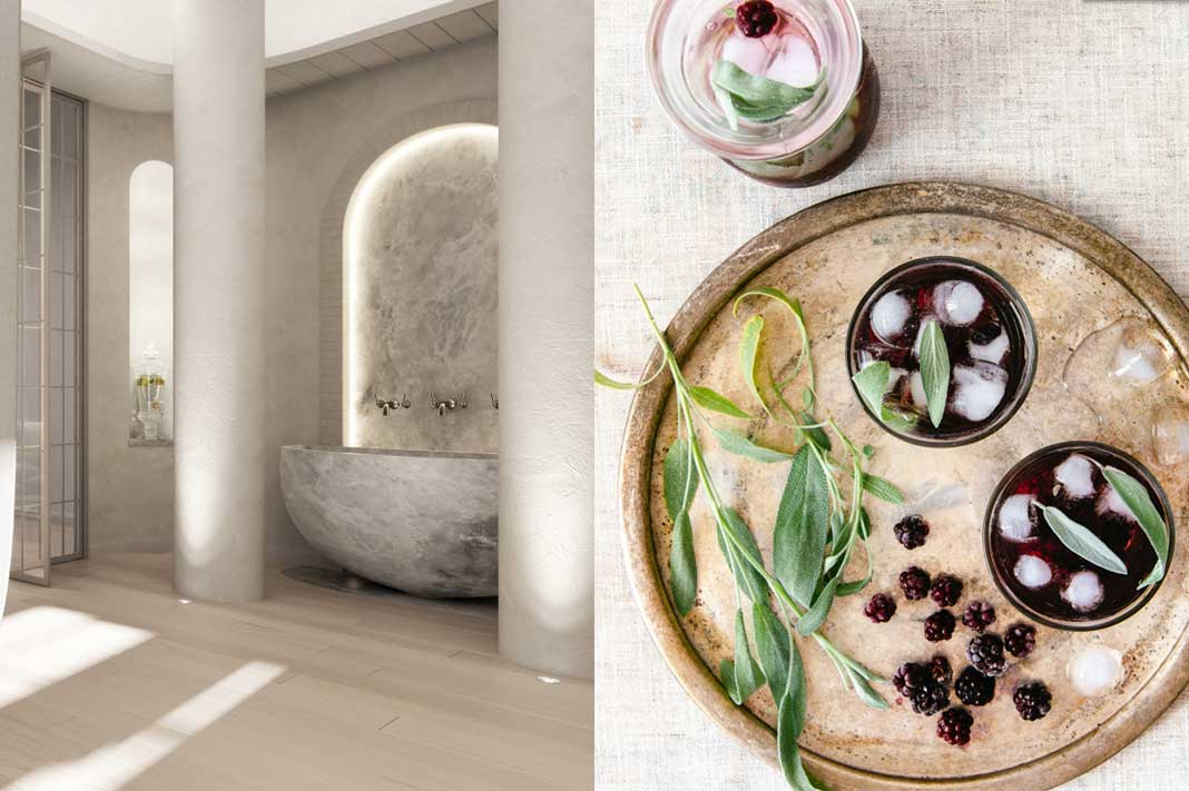 THE WELL Is A Luxurious New Wellness Club Opening In The Heart Of NYC