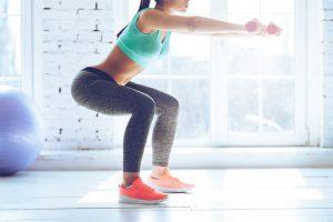 Fitness hormones