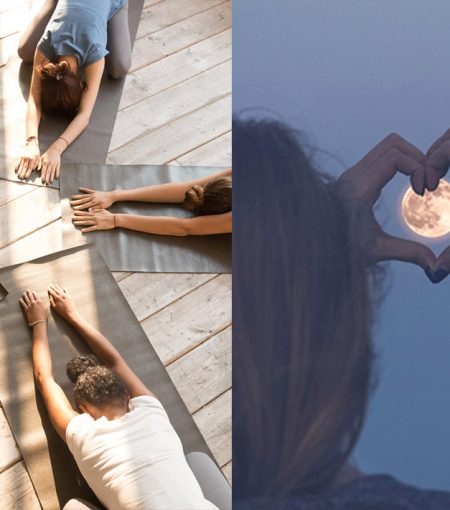 Here's How Joining A New Moon Circle Can Support Manifestation