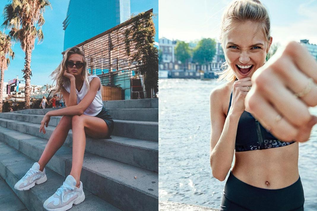 The NYC Workout Models Like Romee Strijd Are Obsessed With