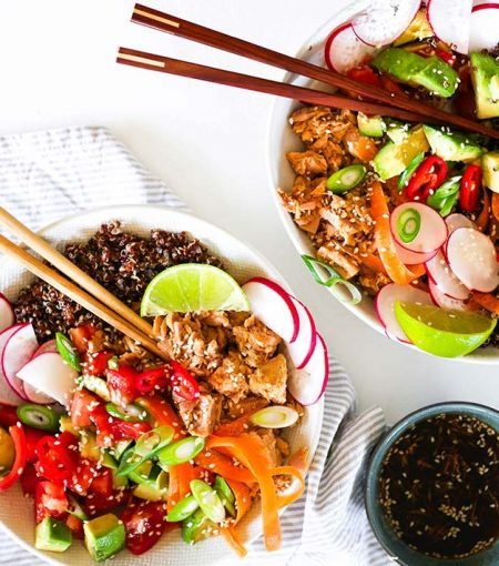 Try This Budget-Friendly Poke Bowl Recipe For A Healthy Weekday Lunch