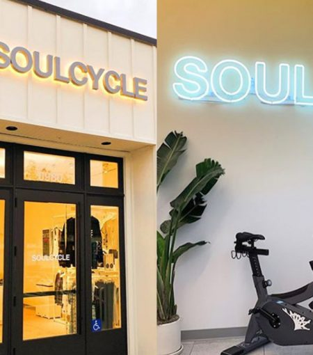 You Can Now Find Your Favorite CBD Oil At SoulCycle