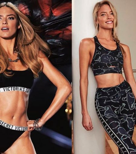 Victoria's Secret Angel Martha Hunt's 5 Barre Moves For A Scorching Hot Bod