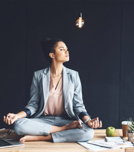 Work Smarter, Not Harder—How Yoga Boosts Your Productivity