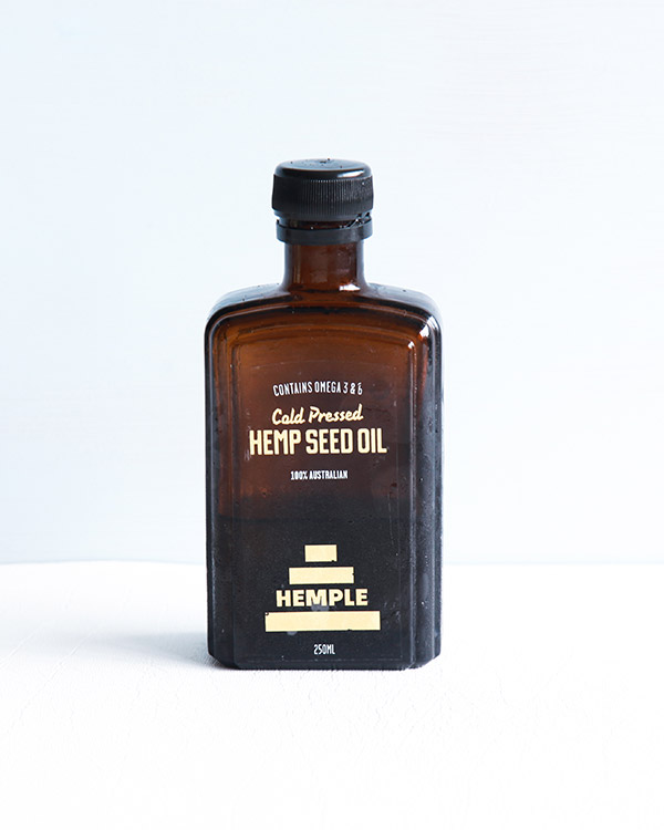 hemp seed oil anti-inflammatory