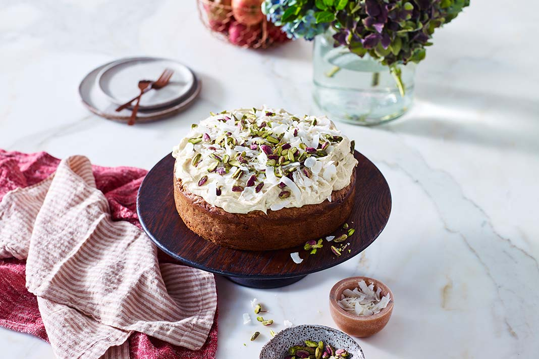 mother's day carrot cake recipe