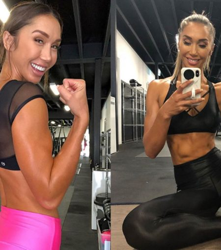 Sweat Trainer, Chontel Duncan Shares Her 17 Minute Upper Body Workout