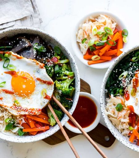 Recipe: How To Make Your Own Korean Bibimbap Bowls At Home
