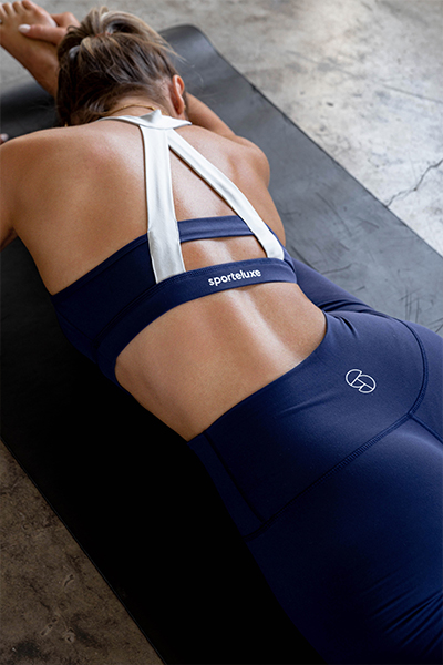 Sporteluxe Activewear Empower Sports Bra