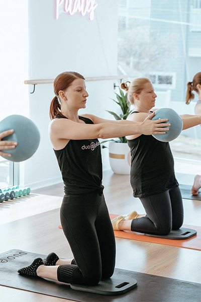 how long should you do pilates to see results