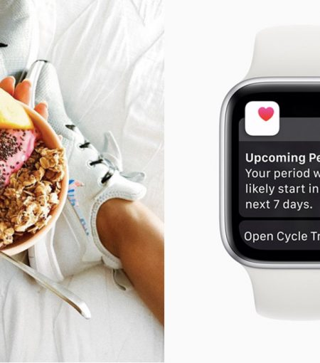 Apple Watch's Newest Health Feature Allows You To Track Your Menstrual Cycle