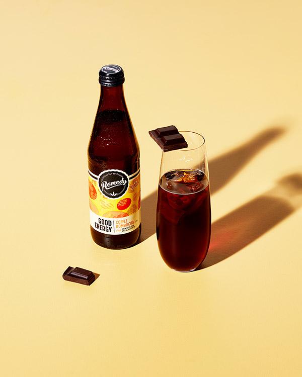 kombucha energy drinks