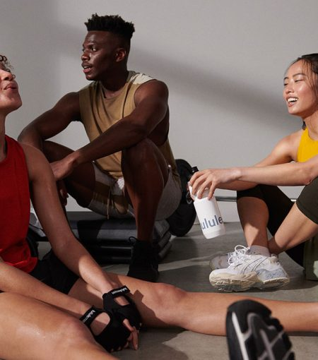 Lululemon Launches Exclusive Gender-Neutral Self-Care Range