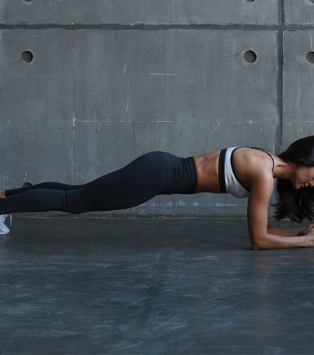 5 Ways To Ensure You're Doing The Perfect Plank