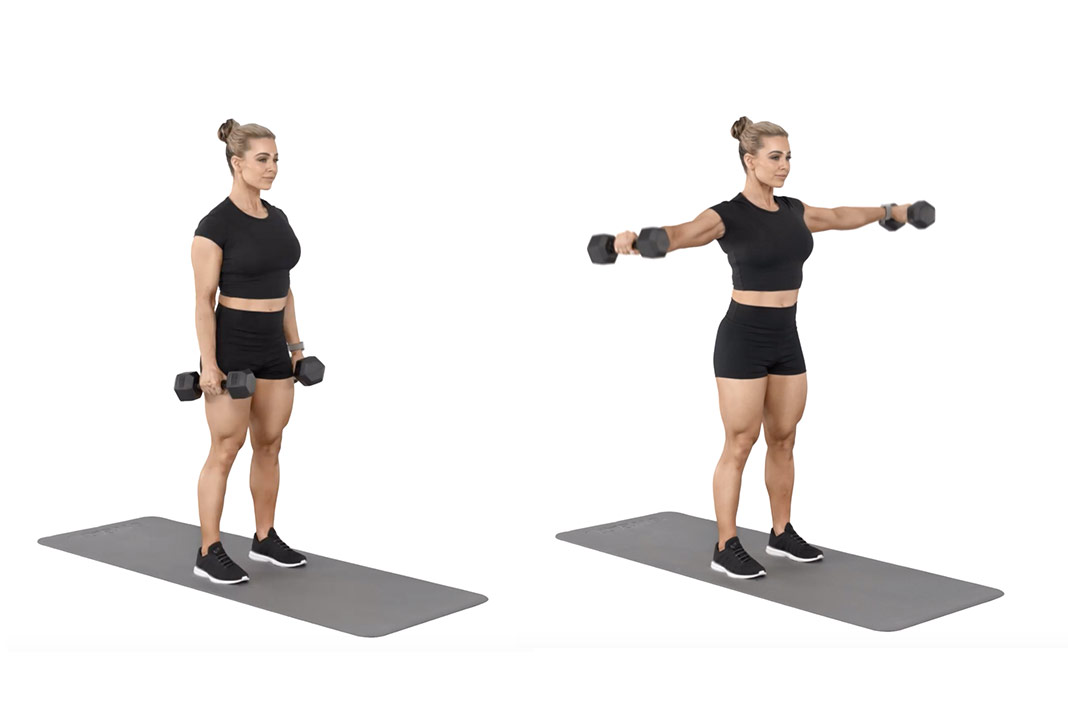 sweat trainer weight lifting