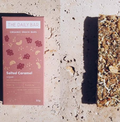 Finally! A Date-Free Snack Bar That Tastes Delicious, Minus The Sugar