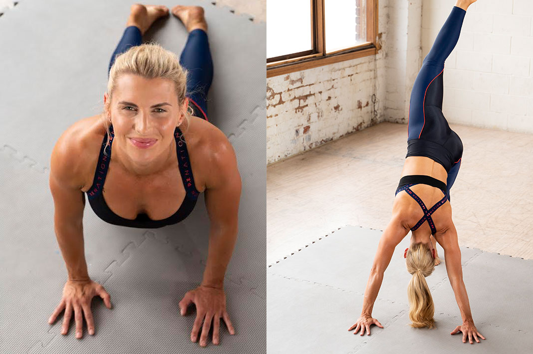 5 Easy At-Home Stretches With Fitness Guru Tiffiny Hall