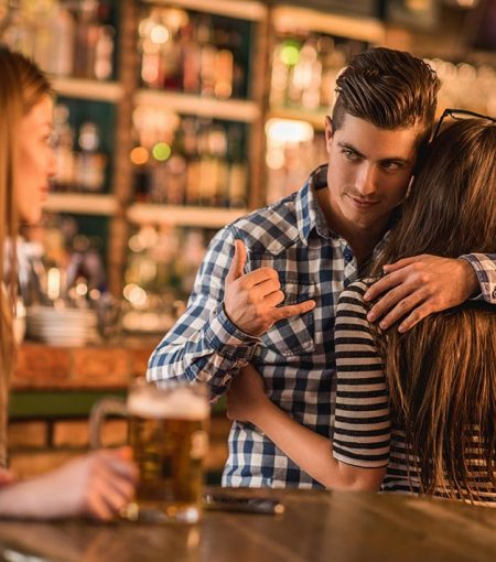 Is It Normal To Have A Wandering Eye In A Relationship? We Ask An Expert