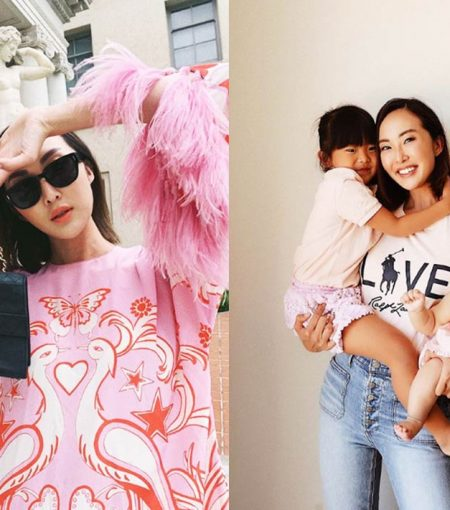Fashion Influencer Chriselle Lim Launches A New Digest For The Modern Day Parent