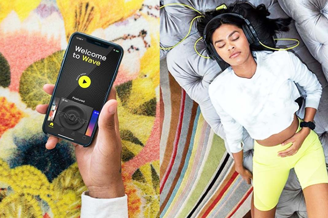 The Music-Based Wellness App By Y7 Studio Entrepreneurs Set To Make 'Waves' In The Meditation Space