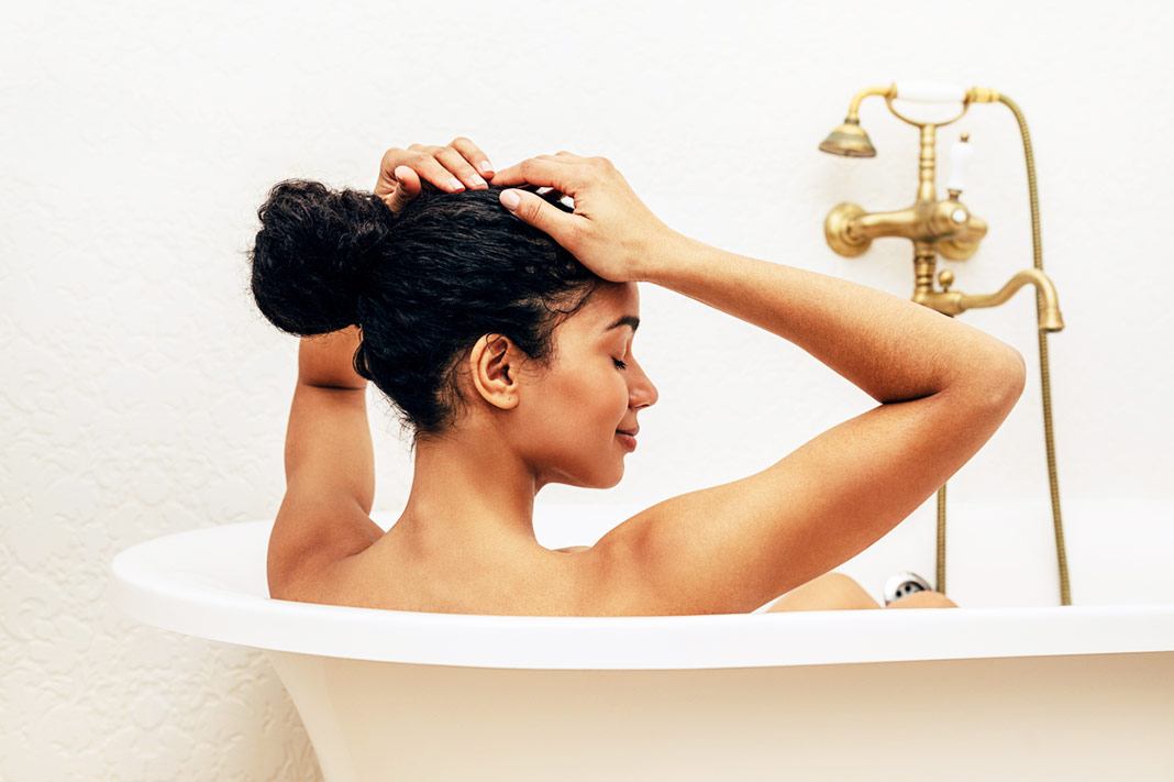Why Having A Bath Before Bed Will Help You Sleep Better, According To Science