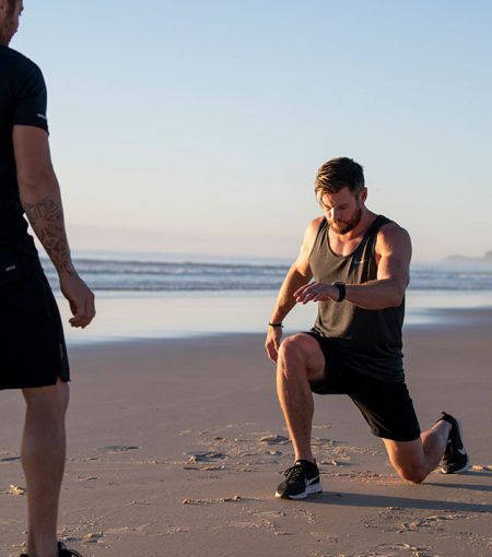 Chris Hemsworth's Trainer On Tweaking Your Workouts For Every Fitness Goal
