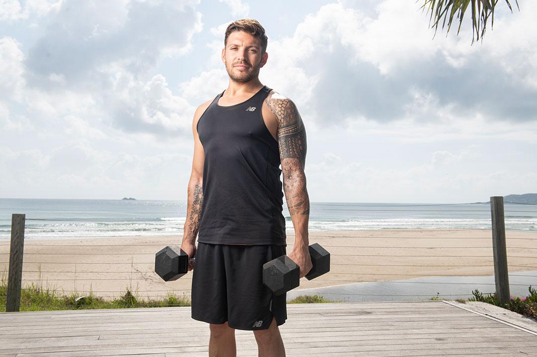 chris hemsworth trainer luke zocchi workout fitness goals
