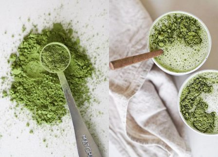 Study Finds Drinking Matcha Tea Can Reduce Anxiety