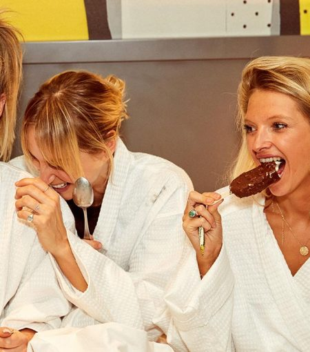 We Go Under The Covers With Sporteluxe's Ultimate Girls' Night In