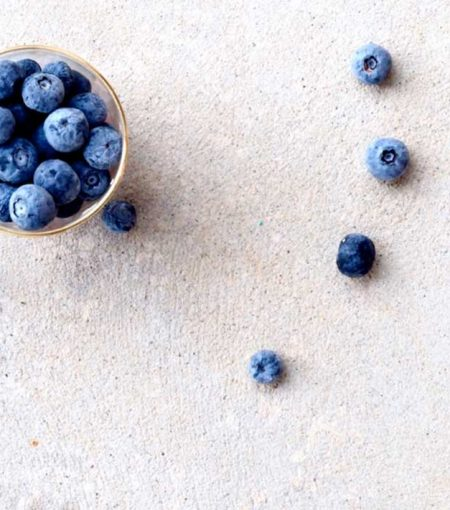 Here's How To Make Your Own Antioxidant-Rich Blueberry Face Mask