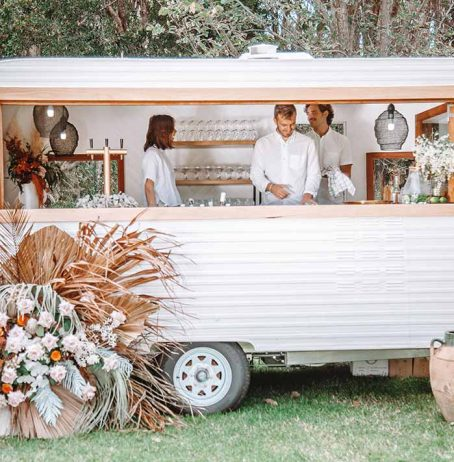 Why You Need This Super Cute Wandering Bar At Your Next Stylish Event