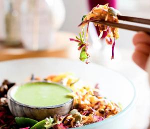 alchemy bali raw food