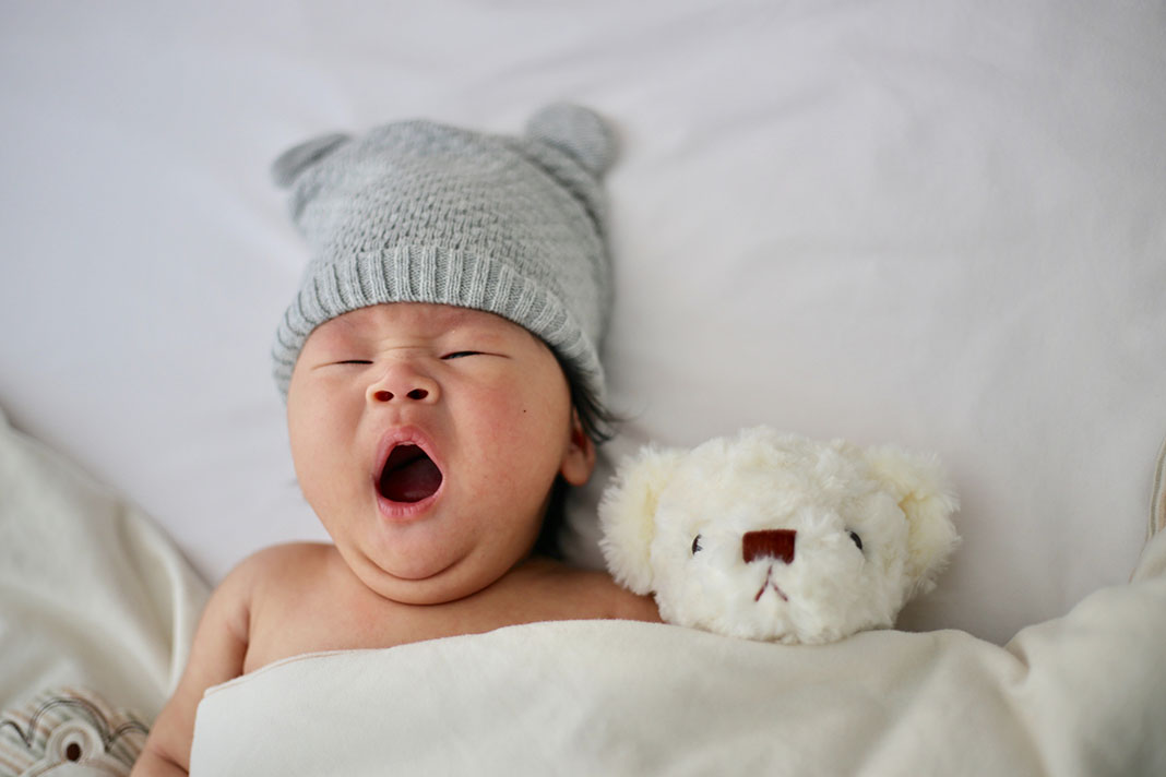 A Guide To Putting Your Newborn To Sleep, By A Baby Sleep Consultant