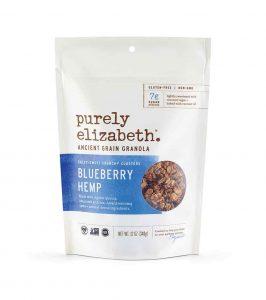 blueberry hemp granola