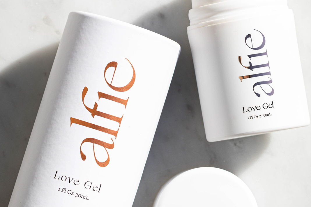 They Call Her Alfie Launches Brand New Love Gels For Women