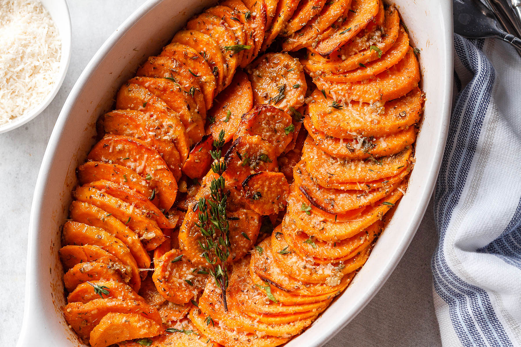 Recipe: Goop's Roasted Sweet Potatoes With Maple Syrup ...